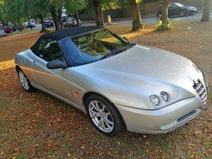 2005 Alfa Romeo Spider Lusso