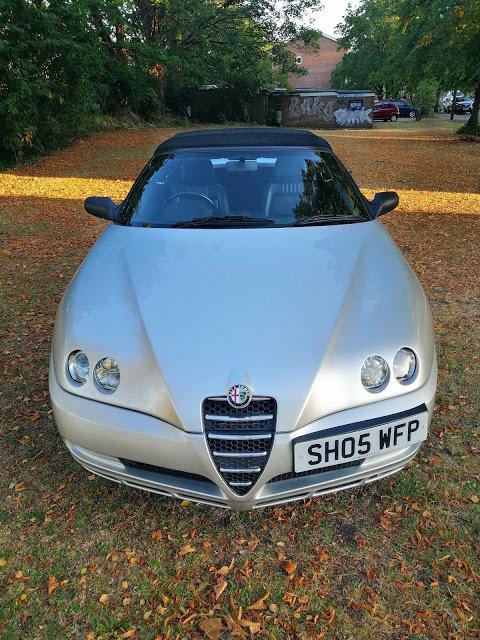 2005 Alfa Romeo Spider Lusso For Sale (picture 2 of 6)