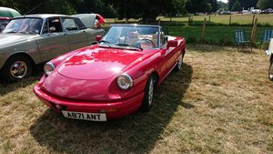 1991 Alfa Spider S4 LHD For Sale