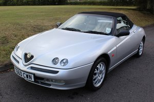 1999 Alfa Romeo Spider Lusso - To be auctioned 25-10-19 For Sale by Auction