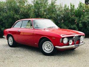 1967 ALFA ROMEO GIULIA GT VELOCE  For Sale