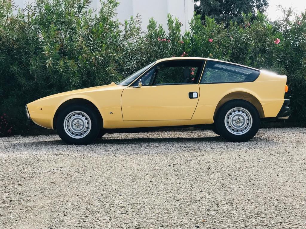 1970 ALFA ROMEO JUNIOR ZAGATO For Sale (picture 2 of 6)