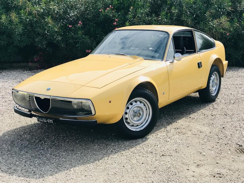 1970 ALFA ROMEO JUNIOR ZAGATO For Sale (picture 5 of 6)
