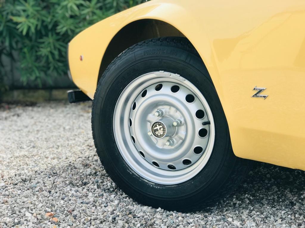 1970 ALFA ROMEO JUNIOR ZAGATO For Sale (picture 6 of 6)