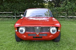 1966 Alfa Romeo Giulia Sprint GTA 1600 Stradale RHD For Sale
