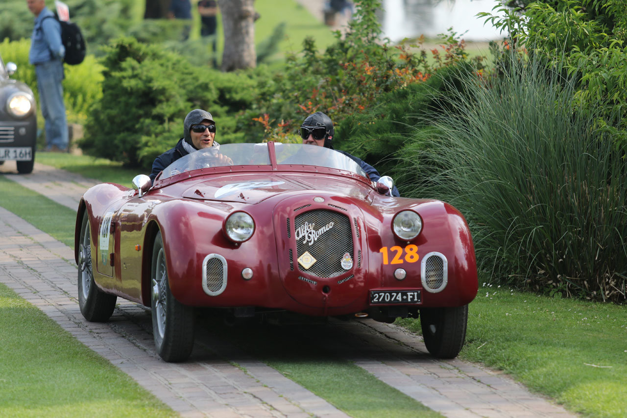 1939  Alfa Romeo 2500 SS 6C ready Mille Miglia For Sale (picture 2 of 6)
