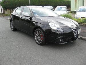 2013 63-reg Alfa Romeo Giulietta 1.6 JTDm-2 Collezione SE