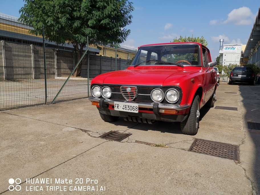 1975 VERY NICE GIULIA NUOVA 1.3 For Sale (picture 1 of 6)