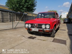 1975 VERY NICE GIULIA NUOVA 1.3 For Sale