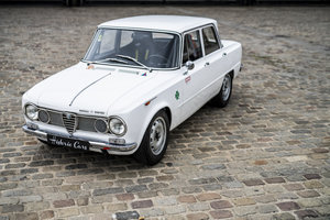 1963 FIA ALFA ROMEO GIULIA TI SUPER For Sale