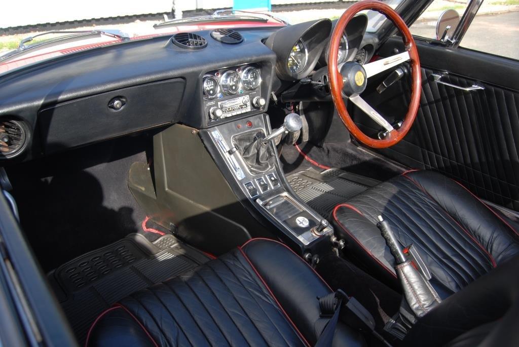 1975 Alfa Romeo 2000 Spider Veloce, 24k miles, VGC, History For Sale (picture 2 of 6)