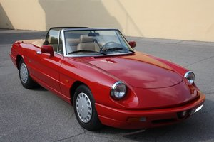 1990 ALFA ROMEO DUETTO 1.6 OF