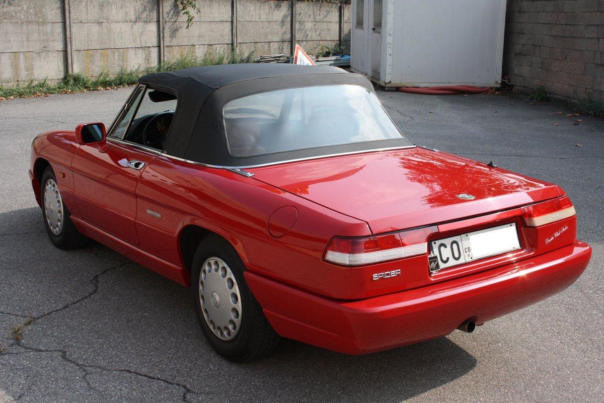 ALFA ROMEO DUETTO 1.6 OF 1990 For Sale (picture 2 of 6)