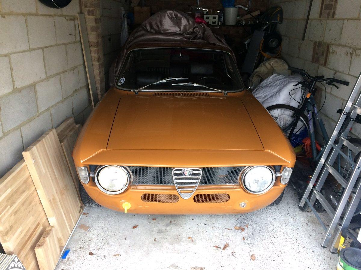 1968 Alfaromeo GT Junior Step nose Scalino For Sale (picture 5 of 6)