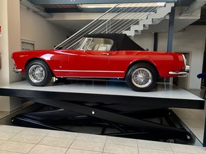1964 Alfa Romeo 2600 Touring Spider For Sale