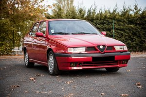 1992 Alfa Romeo 155 Q4  No reserve                         For Sale by Auction