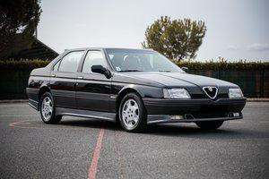 1992 Alfa Romeo 164 V6 3.0 12V Quadrifoglio Verde No reserve For Sale by Auction