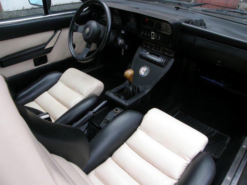 1984 Alfetta GTV6 For Sale (picture 2 of 5)