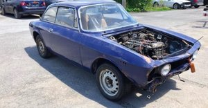 1971 Alfa Romeo 2000 GTV To restore For Sale