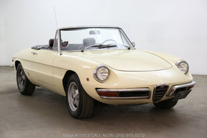 1969 Alfa Romeo Duetto 1750 For Sale