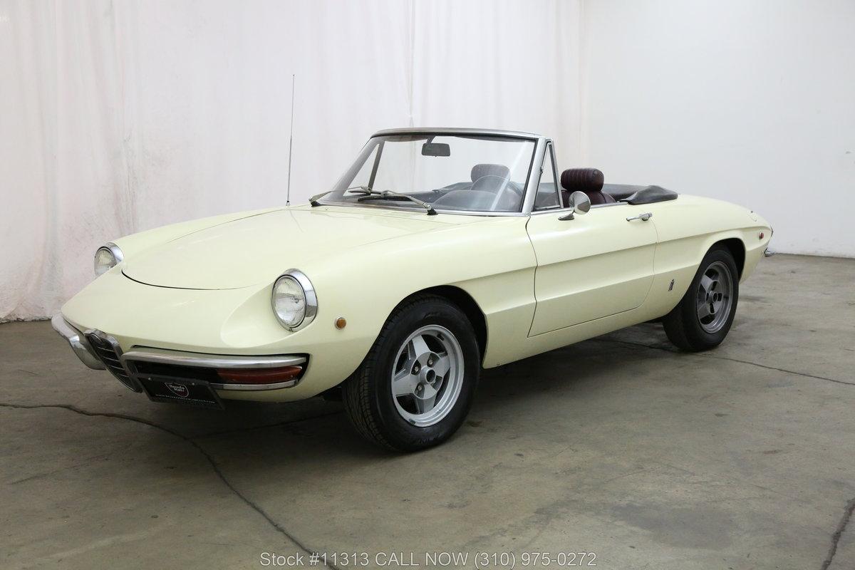 1969 Alfa Romeo Duetto 1750 For Sale (picture 3 of 6)