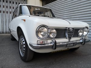 Impeccable Giulia Ti 1600 As New