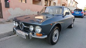 1971 Alfa romeo 1750 veloce gtv coupe