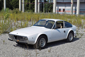 1971 Alfa Romeo 1300 Junior Zagato (no reserve) For Sale by Auction
