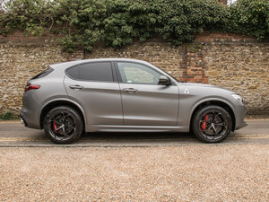 2019 Alfa Romeo    Stelvio Quadrifoglio Nring Edition For Sale