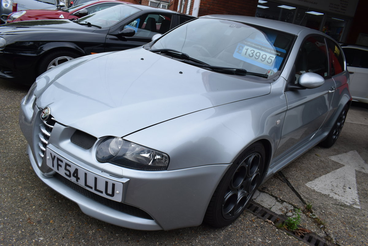 2004 147 GTA Low Mileage , Tidy Example / Q2 Diff For Sale (picture 1 of 6)