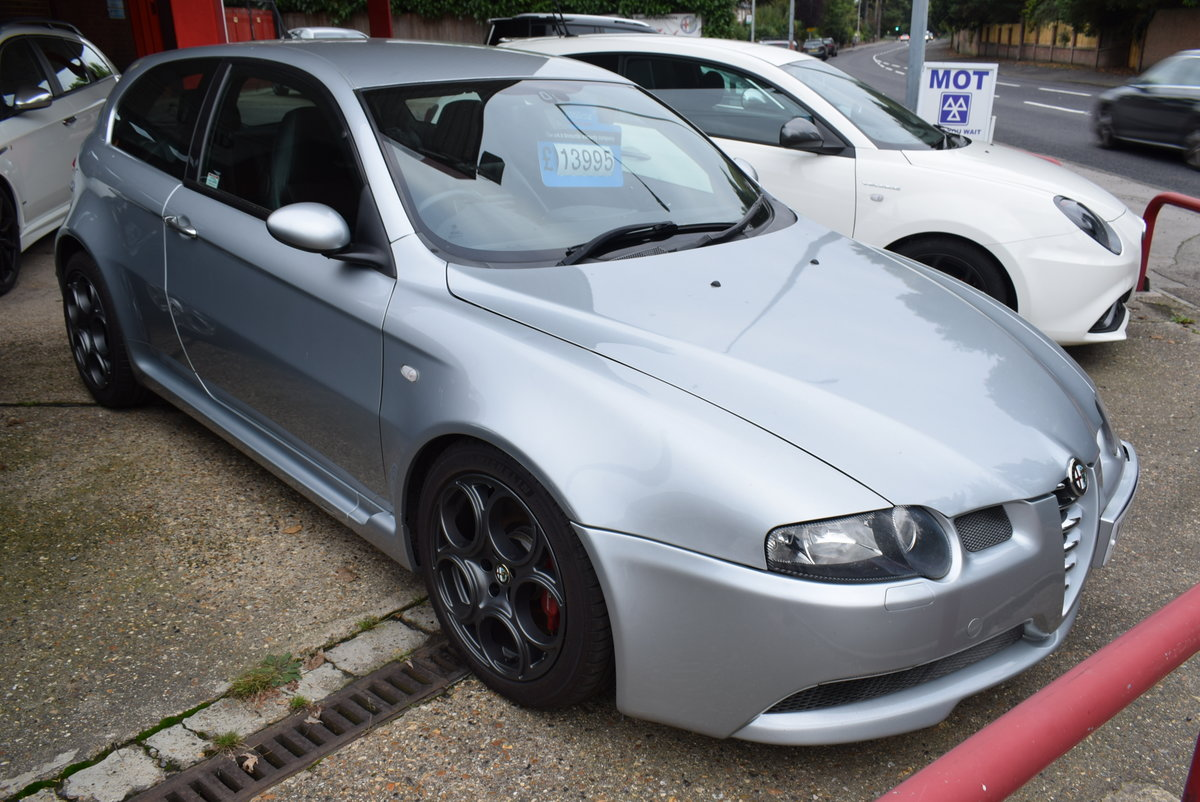 2004 147 GTA Low Mileage , Tidy Example / Q2 Diff For Sale (picture 6 of 6)