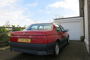 1996 Alfa Romeo 164 Green Cloverleaf 24V For Sale
