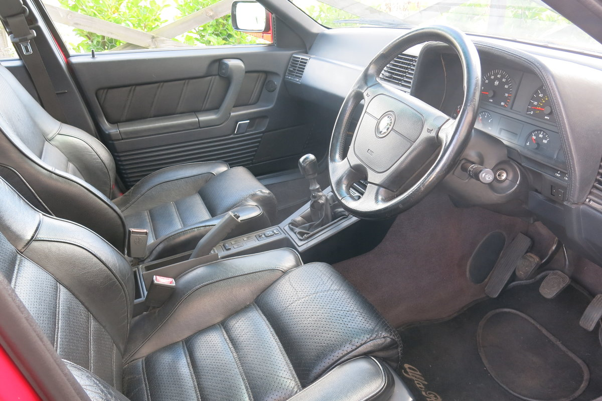 1996 Alfa Romeo 164 Cloverleaf 24V For Sale (picture 6 of 6)