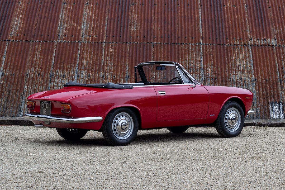 1966 Alfa Romeo Giulia GTC - 1 of 99 UK RHD examples For Sale (picture 2 of 6)
