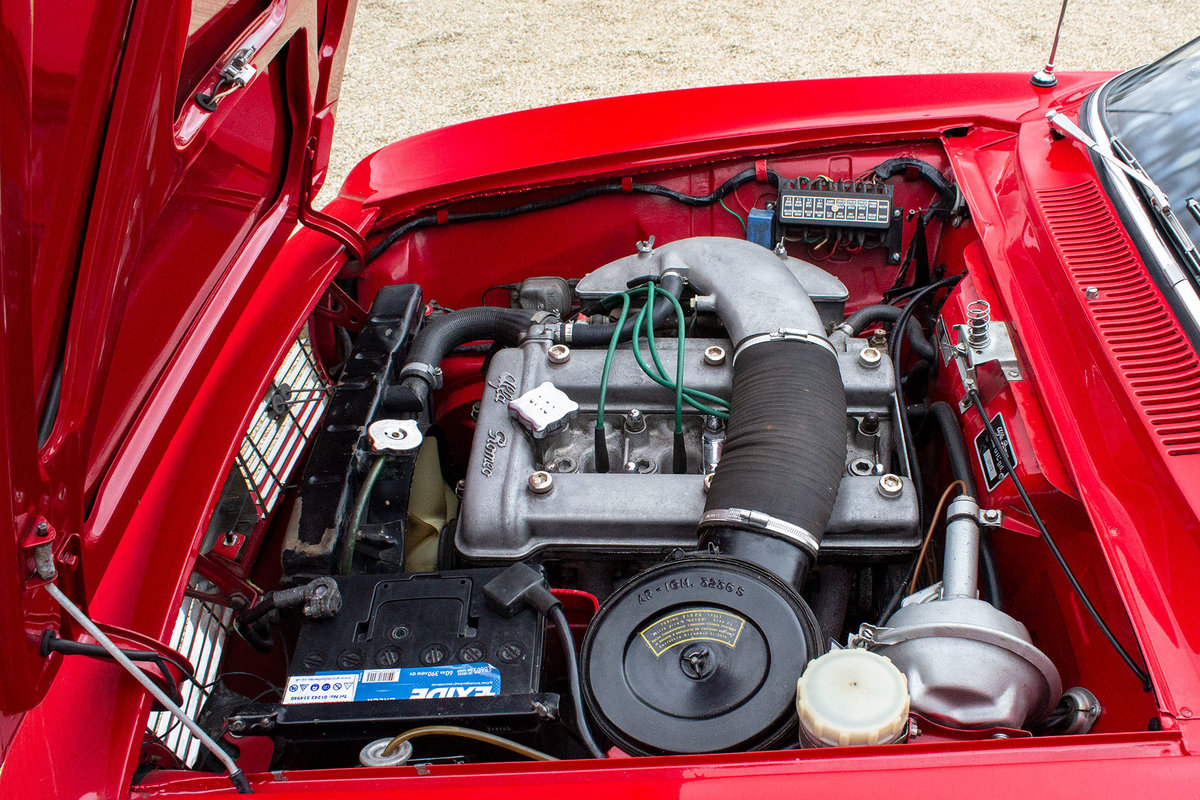 1966 Alfa Romeo Giulia GTC - 1 of 99 UK RHD examples For Sale (picture 5 of 6)