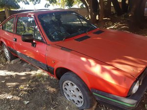 1983 Alfa Romeo Sprint QV -For Restoration For Sale