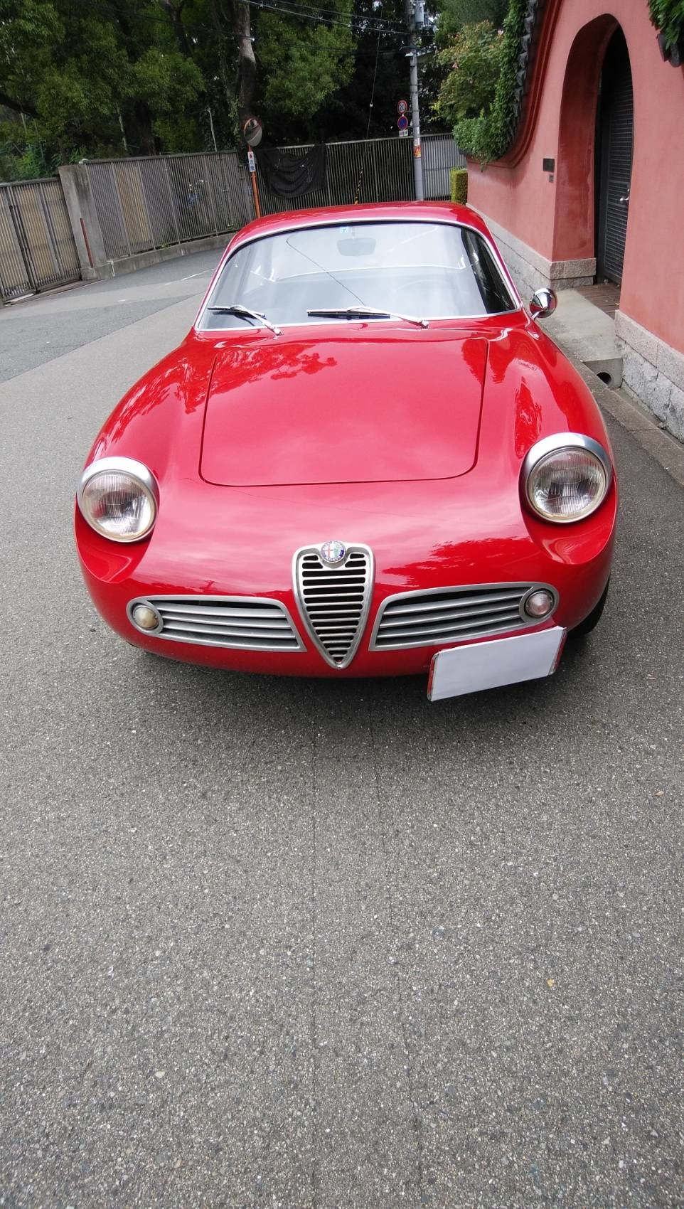 1962 Alfa Romeo SZ  For Sale (picture 1 of 6)