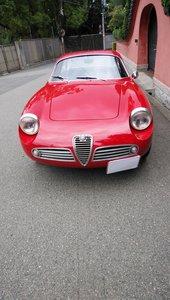 1962 Alfa Romeo SZ