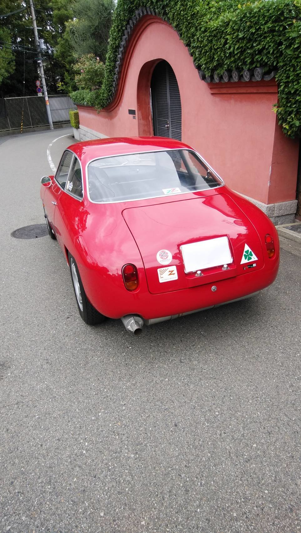 1962 Alfa Romeo SZ  For Sale (picture 3 of 6)