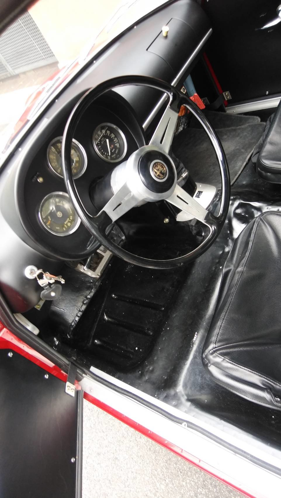 1962 Alfa Romeo SZ  For Sale (picture 4 of 6)