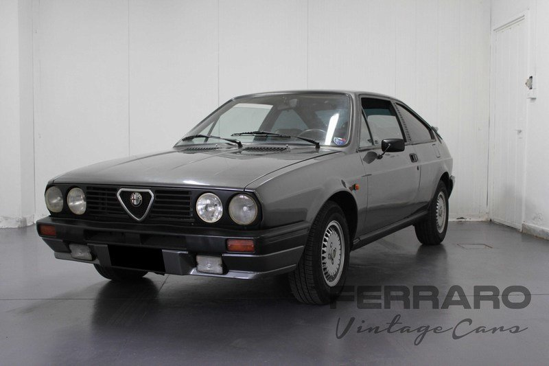 1988 Alfa Romeo Sprint 1.3 For Sale (picture 1 of 6)