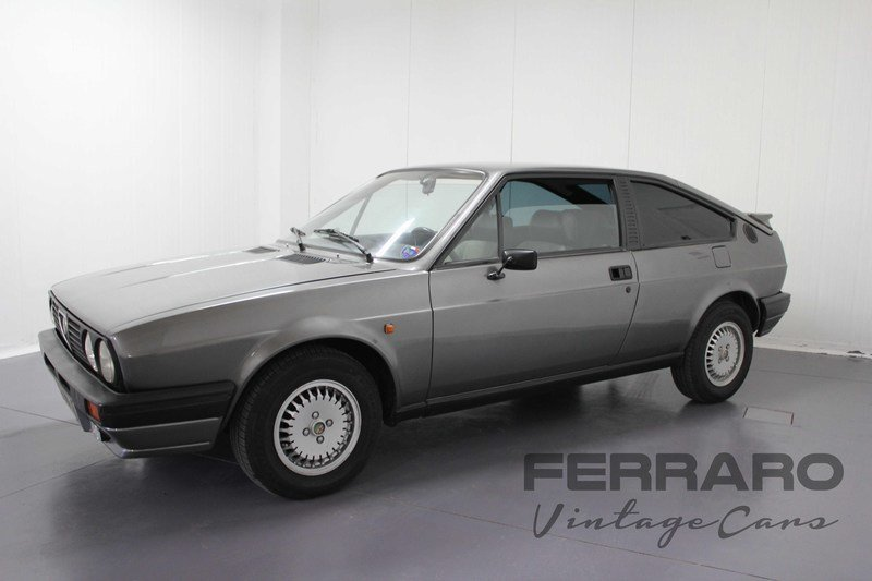 1988 Alfa Romeo Sprint 1.3 For Sale (picture 2 of 6)