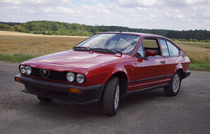 1982 Alfa-Romeo GTV coupé