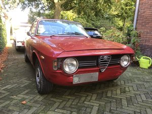 1967 Giulia Sprint GT Veloce RHD completely Original