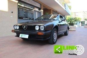 ALFA ROMEO ALFETTA GTV 2.0 1984 - ECCELLENTI CONDIZIONI For Sale