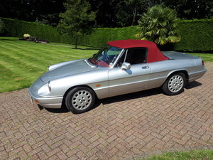 1991 Alfa Romeo Spider S4 - Reduced price For Sale
