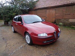 2003 Alfa Romeo 147 1.6 t spark turismo 5 door
