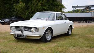 1967 Alfa Romeo Giulia Sprint GT Veloce. (105.37) RHD  For Sale