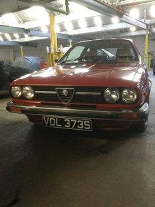 1977 Alfa Romeo Alfasud Sprint
