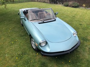 1982 Alfa Romeo Spider Veloce 2000 S 2 Kamm Tail For Sale